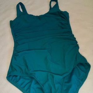 Lands'End one piece swim suit!